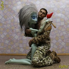 №666. Vol.1 / Ep.CII (36) (OylOul) Tags: oyloul 2019 q4 dec 16 action figure doll monster high damtoys title
