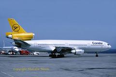 DOUGLAS DC10-30 D-ADPO CONDOR (shanairpic) Tags: laspalmas jetairliner passengerjet dc10 douglasdc10 condor dadpo