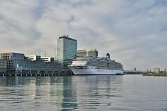 Arcadia (Hugo Sluimer) Tags: arcadia cruiseship cruise cruises cruiser cruiseterminal cruiseschip pocruises scheepvaart scheepvaartfotografie scheepsspotter amsterdam nederland holland noordholland nikon nikond500 d500 harbour harbourphotography harbourphoto haven havenfotografie havenfoto