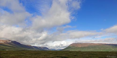 beim Goðafoss - aber einfach 'mal in die andere Richtung geknipst ... (© Buelipix)