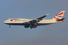 B747 G-BYGE London Heathrow 30.12.19 (jonf45 - 5 million views -Thank you) Tags: airliner airline aircraft jet plane flight aviation travel london heathrow airport egll lhr landing british airways boeing 747436 gbyge 747 b747 b744 744 jumbo