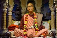 Srila A. C. Bhaktivedanta Swami Prabhupada (Jason Khoo Photography) Tags: spirituality flickr nikkor35mm deity harekrishna hinduism colour yoga bhakti devotion worship