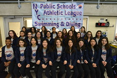 2019-20 - Swimming & Diving (Girls) - NYSFSSAA Championships - Day 02 -075 (NYCPSAL) Tags: 201920 swimming diving girls nysfssaa championships new york state city high school athletic league psal public schools nyc swimmingdiving swimminganddiving publicschoolsathleticleague newyorkstatefederationofsecondaryschoolathleticassociations division climate wellness ithaca college 201920swimmingdivinggirlsnysfssaachampionships federation secondary associations robert warren and federationchampionships