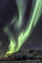 Northern Lights (Rolandito.) Tags: europe europa norway norge norwegen norvège lofoten northern light lights polar polarlicht polarlichter nordlicht nordlichter