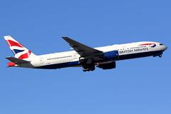 British Airways | Boeing 777-200ER | G-YMMC | Las Vegas McCarran (Dennis HKG) Tags: aircraft airplane airport plane planespotting oneworld canon 7d 100400 lasvegas mccarran klas las britishairways ba baw speedbird boeing 777 777200 boeing777 boeing777200 777200er boeing777200er gymmc