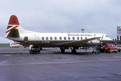 G-APIM V.806 Viscount (Irish251) Tags: ba baw british airways vickers viscount v806 dub eidw dublin airport ireland