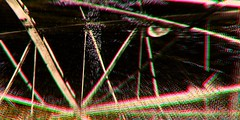heard you (fibreman) Tags: digital art manipulation composite psychedelic lofi artefacts manchester artist psp uk distorted colour ambient abstract 3d lysergic trippy druggy lsd dmt autism sensory creative abstractart digitalart