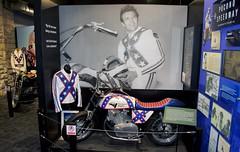 Evel Knieval museum Topeka Kansas (Steve4343) Tags: travlinman43 evel knieval museum topeka kansas motorcycle stunt driver jump jumps harley davidson daredevils daredevil