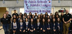 2019-20 - Swimming & Diving (Girls) - NYSFSSAA Championships - Day 02 -094 (NYCPSAL) Tags: 201920 swimming diving girls nysfssaa championships new york state city high school athletic league psal public schools nyc swimmingdiving swimminganddiving publicschoolsathleticleague newyorkstatefederationofsecondaryschoolathleticassociations division climate wellness ithaca college 201920swimmingdivinggirlsnysfssaachampionships federation secondary associations robert warren and federationchampionships