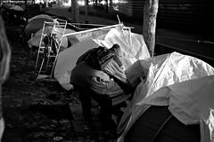 """Ghost Children Place 44"" (TBWLC Photography) Tags: fdrouet tbwlc nb bw monochrome street slum bidonville nikon d610 aubervilliers campdemigrants migrantcamp"
