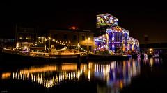 Inner harbour of Den Helder by night (Ramireziblog) Tags: night theater nacht harbour inner denhelder reddingsboot willemsoord dekampanje reddingsmuseum helderlicht prinshendrik