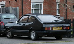 D406 ANH (2) (Nivek.Old.Gold) Tags: 1987 ford capri 20 laser mk3