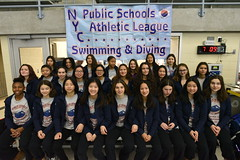 2019-20 - Swimming & Diving (Girls) - NYSFSSAA Championships - Day 02 -089 (NYCPSAL) Tags: 201920 swimming diving girls nysfssaa championships new york state city high school athletic league psal public schools nyc swimmingdiving swimminganddiving publicschoolsathleticleague newyorkstatefederationofsecondaryschoolathleticassociations division climate wellness ithaca college 201920swimmingdivinggirlsnysfssaachampionships federation secondary associations robert warren and federationchampionships