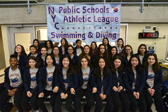 2019-20 - Swimming & Diving (Girls) - NYSFSSAA Championships - Day 02 -086 (NYCPSAL) Tags: 201920 swimming diving girls nysfssaa championships new york state city high school athletic league psal public schools nyc swimmingdiving swimminganddiving publicschoolsathleticleague newyorkstatefederationofsecondaryschoolathleticassociations division climate wellness ithaca college 201920swimmingdivinggirlsnysfssaachampionships federation secondary associations robert warren and federationchampionships