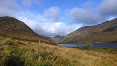 Silent Valley, County Down, Northern Ireland (east med wanderer) Tags: uk northernireland countydown silentvalley reservoir water belfast mournemountains clouds mountains ulster granite worldtrekker