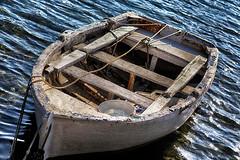 Toda una vida (candi...) Tags: barca pesca mar remos sonya77ii cuerdas