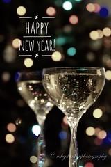 Happy New Year ! (mgstanton) Tags: newyears bokeh christmas drink lights