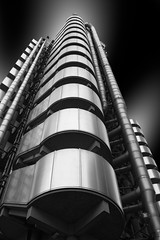 (Stephane Laborde) Tags: canon 6d 2470 urban bw nb london archi architecture