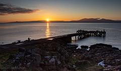 IMG_1324_adj (md93) Tags: largs portencross sunset clyde scotland