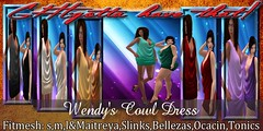 WENDY'S-COWL-DRESS-AD-PNG (anapght) Tags: cocktaildress glitter belleza slink maitreya tonic fitmesh dress shortdress cowldress eveningwear daywear