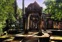 Siem Reap K - Ta Prohm 47 (Daniel Mennerich) Tags: siemreap cambodia khmer angkor canon dslr eos hdr hdri spiegelreflexkamera slr