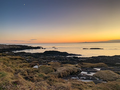 IMG_2085_adj (md93) Tags: westkilbride scotland unitedkingdom largs portencross sunset clyde