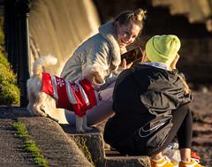 IMG_1307_adj (md93) Tags: largs portencross sunset clyde scotland