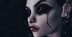 Child of Darkness (Silentraindrops.com) Tags: sinfulneeds logo catwa secondlife sl virtualworld avatar vampire gothic