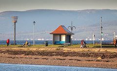 IMG_1279_adj (md93) Tags: largs portencross sunset clyde scotland