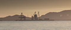 IMG_1261_adj (md93) Tags: largs portencross sunset clyde scotland