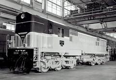 India Railways - Indian Government Railways Class WDM2 (DL560C) diesel locomotive Nr. 18041 (Alco 84199 / 1962) (HISTORICAL RAILWAY IMAGES) Tags: india railways train locomotive diesel wdm2 alco