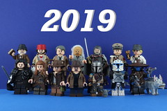 2019 (Will HR) Tags: 2019 lego custom figure minifigure indiana jones star wars game thrones clone