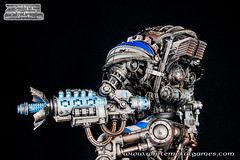 Knight Atropos Mechanicum 0008-09