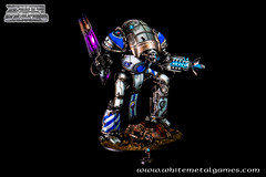 Knight Atropos Mechanicum 0008-01