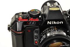 Bonne Année 2020. (donaldpoirier93@yahoo.fr) Tags: année2020 n2020 nikon appareilphoto collector collectionneur collection camera collectiondecameras kamera nikkor