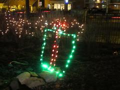 Holiday Lights, Turtle Back Zoo, West Orange, NJ, 2019: (smaginnis11565) Tags: gift turtlebackzoo holidaylights westorange newjersey essexcounty