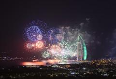 Burj Al Arab 2020 New Year