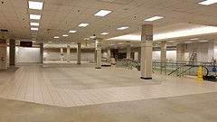 Vacant second floor at Sears in Security Square Mall (SchuminWeb) Tags: schuminweb ben schumin web october 2019 maryland md baltimore county woodlawn security square securitysquare mall malls shopping retail retailers retailer retailing store stores department shop shops closing sale sales closings going out business permanently closed liquidation nothing held back liquidating vacant second floor floors 2nd empty sears roebuck holdings corporation transform holdco transformco company searsroebuck upper level levels top