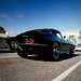 The Black Corvette