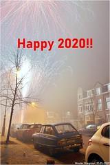 Happy 2020!! (XBXG) Tags: 0953ms citroën ami 8 club 1970 citroënami8 citroënami ami8 santpoorterstraat haarlem nederland holland netherlands paysbas vintage old classic french car auto automobile voiture ancienne française france frankrijk vehicle outdoor