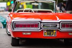 Big Red (Thomas Hawk) Tags: america bayarea california carnaval carnavalsanfrancisco carnavalsanfrancisco2015 carnavalsf ford fordthunderbird mission missiondistrict sf sanfrancisco thunderbird usa unitedstates unitedstatesofamerica auto automobile car convertible parade fav10 fav25 fav50 fav100