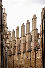 Chimneys- Stacks of them (adamsgc1) Tags: cambridge cambridgeshire england uk chimneys rows