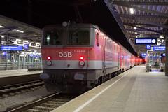 ÖBB 1144 009 Wiener Neustadt (daveymills37886) Tags: öbb 1144 009 wiener neustadt baureihe