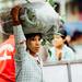 Woman Carrying Herbs on Head, Chauk Myanmar