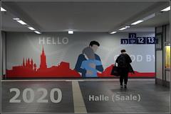 Hello 2020 !! (julia_HalleFotoFan) Tags: 2020 hello hallo willkommen neujahr hallesaale
