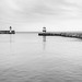 The harbour at Whitehaven