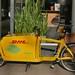 DHL cargo bike.