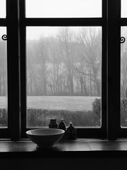 New Year's morning (ART NAHPRO) Tags: window morning 20120 new year winter sussex rustic vintage