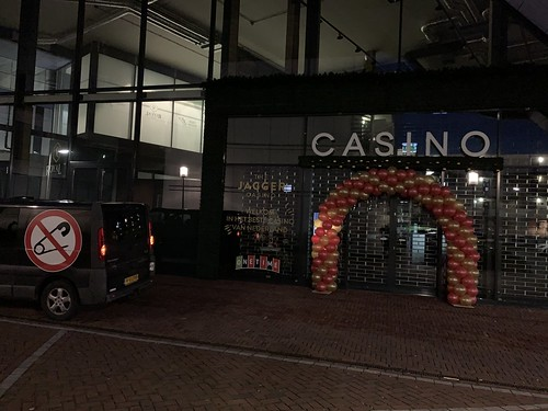 Ballonboog 7m Jagger Casino Spijkenisse