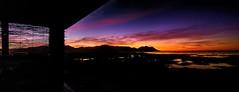 Panorámica al amanecer (ZAPIGATA) Tags: cabodegata amanecer sunrise almeria andalucia cielo sky spain zapigata